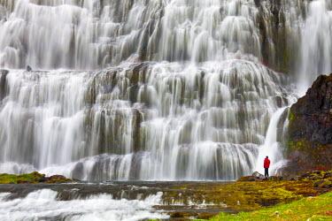 ICE3914AW Dynjandi Waterfall, Iceland