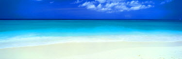 ARU0003AW Manchebo Beach, Aruba, Caribbean, Lesser Antilles