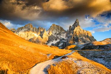ITA9781AW Pale di San Martino, Dolomites, South Tyrol, Italy