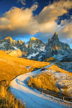 ITA9782AW Pale di San Martino, Dolomites, South Tyrol, Italy