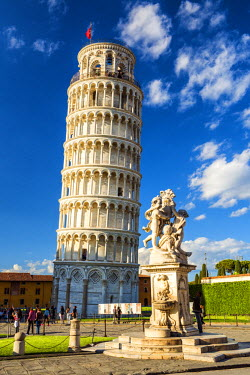 ITA9796AW Leaning Tower of Pisa, Tuscany, Italy