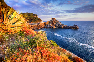 ITA9821AW Coastline at Portovenere, Liguria, Italy