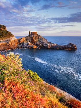 ITA9822AW Coastline at Portovenere, Liguria, Italy