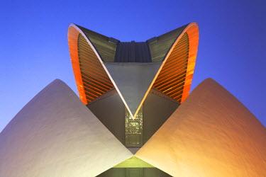 SPA7063AW City of Arts & Sciences, Valencia, Spain
