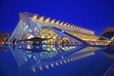 SPA7073AW City of Arts & Sciences, Valencia, Spain