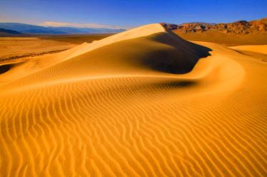 USA11835AW Eureka Dunes, Death Valley National Park, California, USA