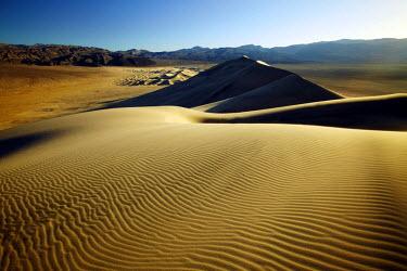 USA11838AW Eureka Dunes, Death Valley National Park, California, USA