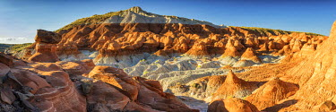 USA11994AW Paria Rimrocks, Grand Staircase-Escalante National Monument, Utah, USA