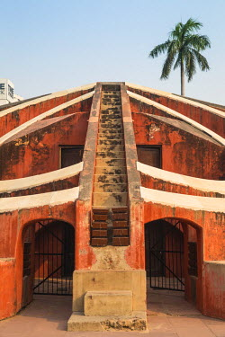 IN07060 India, Delhi, New Delhi, Jantar Mantar  Observatory