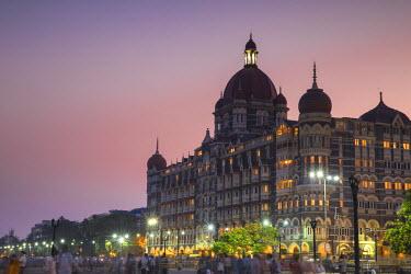 IN07076 India, Maharashtra, Mumbai, Taj Mahal Palace Hotel