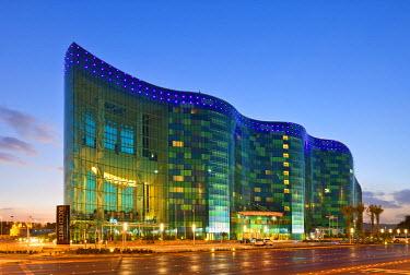 HMS0800205 United Arab Emirates, Abu Dhabi, Rocco Forte hotel