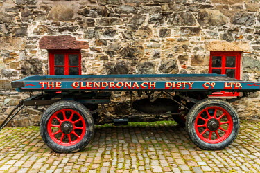 SCO34301AW Glendronach distillery is a Scottish whisky distillery located near Forgue, by Huntly, Aberdeenshire, in the Highland whisky district of Scotland.