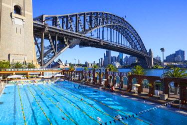 AS01253 Harbour Bridge, Darling Harbour, Sydney, New South Wales, Australia