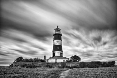 Happisburgh Lighthouse, the oldest working light in East Anglia, Happisburgh, Norfolk, UK