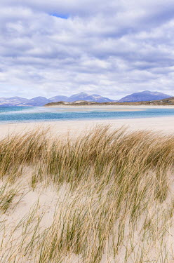 SCO34543AW Seilebost beach, Harris, Hebrides, Scotland
