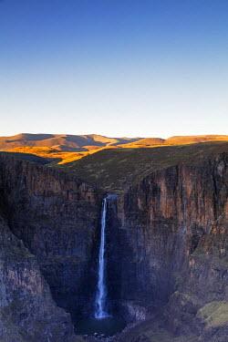LES1185 Africa, Lesotho, Maletsunyane Falls
