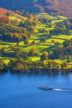 UK08058 UK, England, Cumbria, Lake District, Ullswater