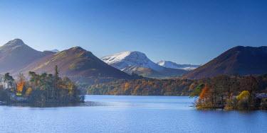 UK08099 UK, England, Cumbria, Lake District, Keswick, Derwentwater