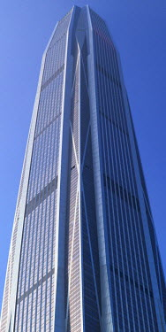 CH10736AW Ping An International Finance Centre (world��s 4th tallest building in 2017 at 600m), Futian, Shenzhen, Guangdong, China