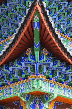 CH10922AW Mu Family Mansion, Lijiang (UNESCO World Heritage Site), Yunnan, China