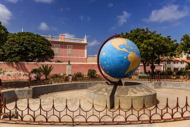 CVE0104AWRF Africa, Cape Verde, Sao Vicente. Mindelo, capital of Sao Vicente.