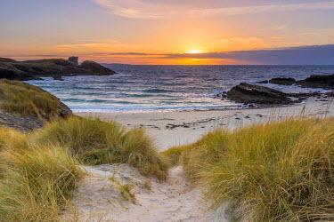 UK03381 UK, Scotland, Highland, Sutherland, Clachtoll, Clachtoll Beach