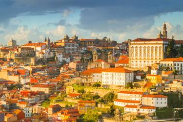 CLKAB53820 Porto old town. Oporto city, Porto district, Portugal, Europe