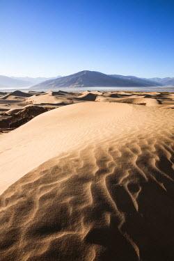 TIB0174AW Sand dunes near Samye, Tibet, China