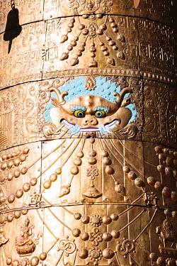 TIB0179AW Jokang temple, Lhasa, Tibet, China