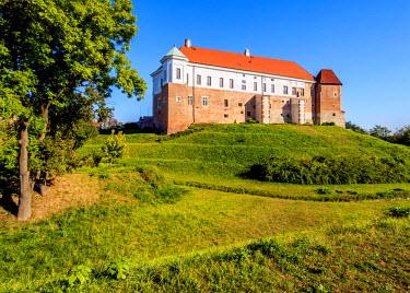 POL2002AWRF Poland, Swietokrzyskie Voivodeship, Sandomierz Castle
