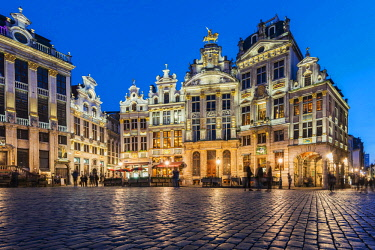 BEL1583AW Grand Place, Brussels, Belgium
