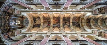 CZE1718AW Europe, Czech Republic, Prague, Basilica of St James