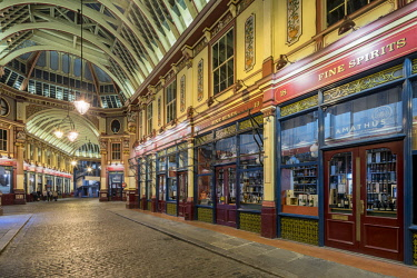 ENG14408AW Europe,United Kingdom, England, London, Leadenhall Market