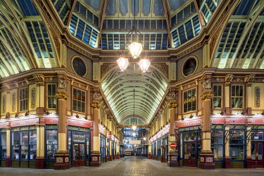 ENG14409AW Europe,United Kingdom, England, London, Leadenhall Market