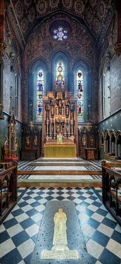 ENG14421AW Europe,United Kingdom, England, London, Pimlico, St Barnabas Church