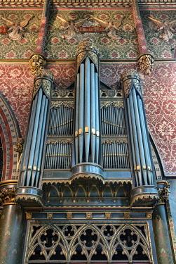 ENG14425AW Europe,United Kingdom, England, London, Pimlico, St Barnabas Church