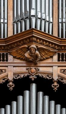 ENG14441AW Europe,United Kingdom, England, London, Southwark Cathedral