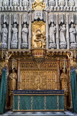 ENG14442AW Europe,United Kingdom, England, London, Southwark Cathedral