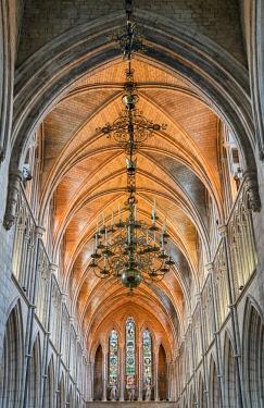 ENG14443AW Europe,United Kingdom, England, London, Southwark Cathedral