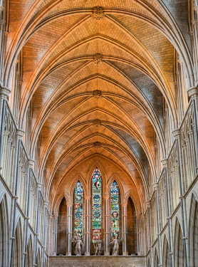 ENG14444AW Europe,United Kingdom, England, London, Southwark Cathedral