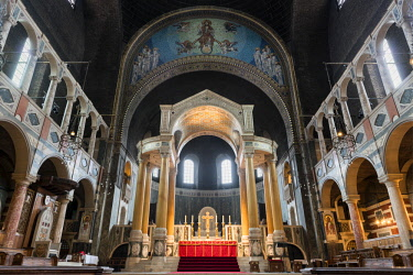 ENG14460AW Europe,United Kingdom, England, London, Westminster Cathedral
