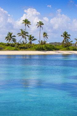 BA018RF Bahamas, Abaco Islands, Elbow Cay, Tihiti beach