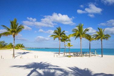 BA038RF Bahamas, Abaco Islands, Great Abaco, Beach at Treasure Cay