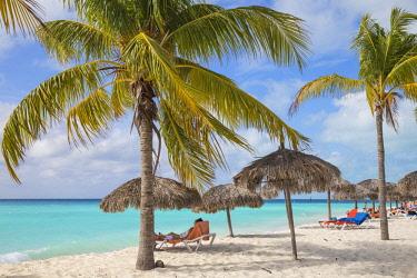 CB02654 Cuba, Isla de la Juventud, Cayo Largo Del Sur, Playa Sirena