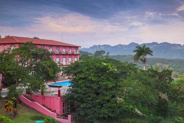 CB02661 Cuba, Pinar del Río Province, Vinales, Hotel Horizontes Los Jazmines