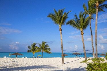 BA01328 Bahamas, Abaco Islands, Great Abaco, Beach at Treasure Cay