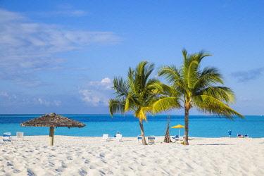 BA01329 Bahamas, Abaco Islands, Great Abaco, Beach at Treasure Cay
