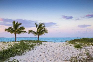 BA01331 Bahamas, Abaco Islands, Great Abaco, Beach at Treasure Cay