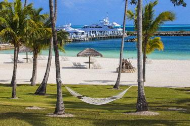 BA01335 Bahamas, Abaco Islands, Great Abaco, Marsh Harbour, Abaco Beach Resort and Marina