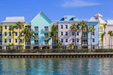 BA01375 Caribbean, Bahamas, Nassau, Paradise Island, Harborside Resort at Atlantis